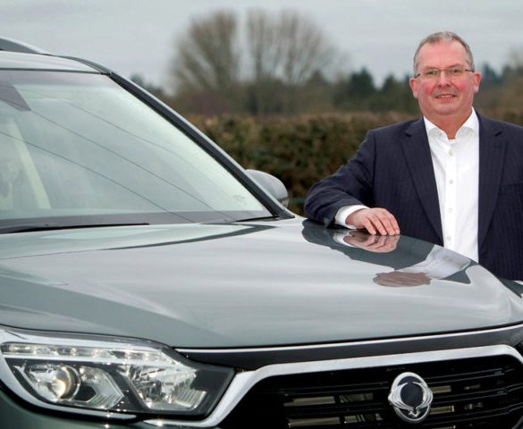 Interview: Nick Laird, managing director, SsangYong