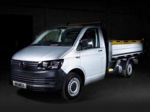 Ingimex's Volkswagen Transporter Tip-up