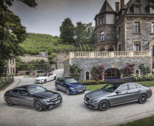 First Drive: Mercedes-Benz C-Class