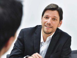 UK managing director of Arval, Miguel Cabaça
