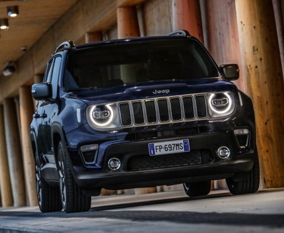 No diesel for Jeep's Euro-focused city SUV