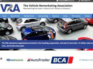 New VRA website
