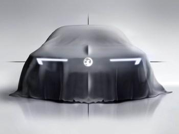 The concept previews Vauxhall's next-gen design language