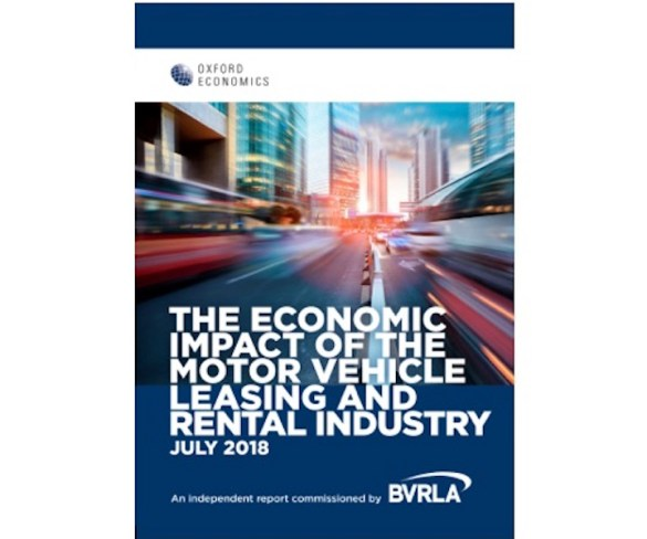 UK rental and leasing sector brings in £49bn a year, BVRLA report shows