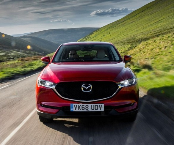 Mazda CX-5 diesels gain AdBlue injection