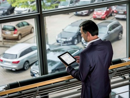 The new connectivity solution will streamline efficiency for fleets