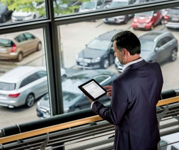 Daimler developing multi-marque car sharing solution