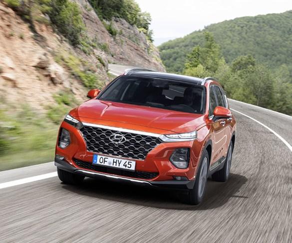 Hyundai confirms hybrid and PHEV for new Santa Fe