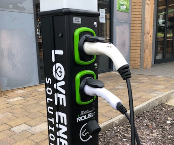 Love Energy Solutions offers workplace charging solution