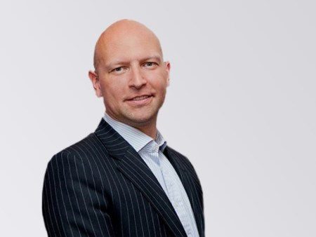 Mark Sinclair, chief financial officer of TMC