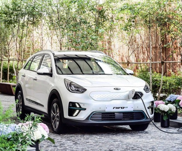 Kia hints at pricing for electric Niro SUV