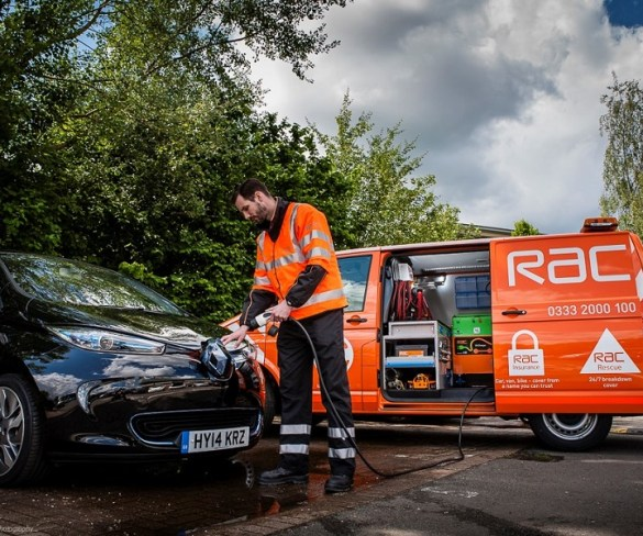 EV accreditation needed for roadside recoveries, IMI warns
