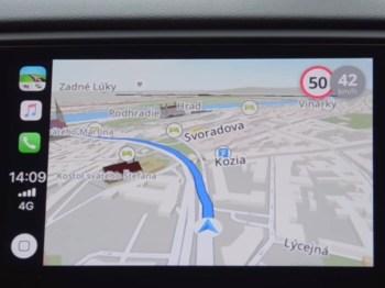 Sygic Apple CarPlay