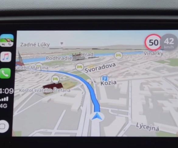 Sygic to launch offline nav for Apple CarPlay