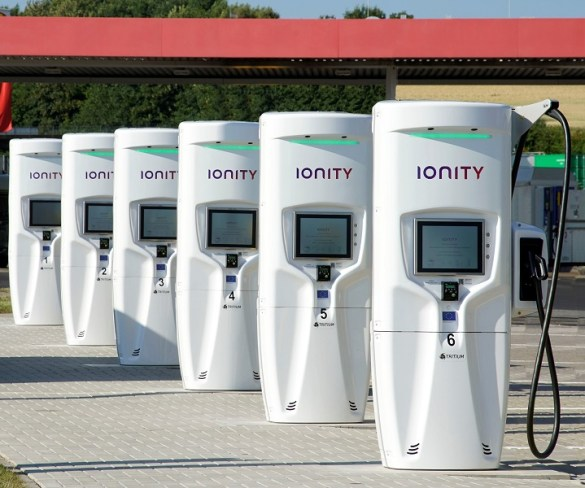 UK's first ultra-fast chargers to go live within months