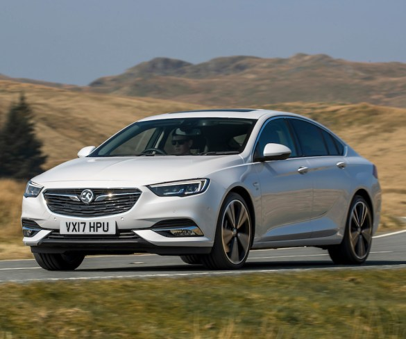 Vauxhall Insignia gains 197bhp petrol engine