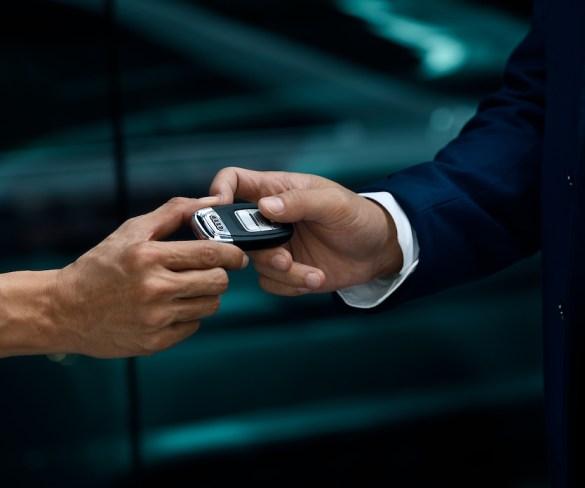 Audi debuts PAYG rental scheme in UK