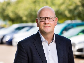 Tom Brewer, head of sales and marketing at VWFS | Fleet