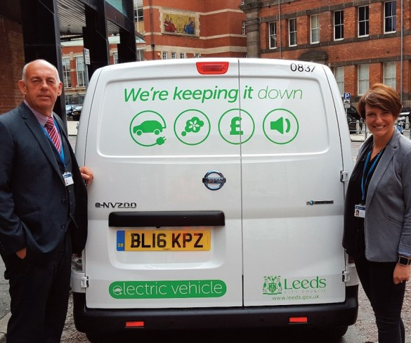 Case Study: How Leeds City Council cracked EV charging