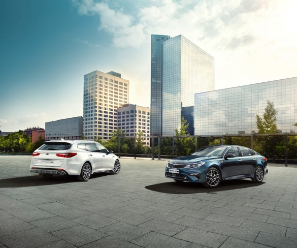 Pricing revealed for new Kia Optima 117g/km 1.6-litre diesel