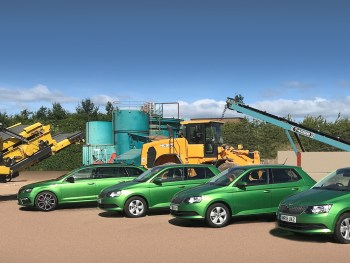 Vehicle efficiency and safety features were key factors to Škoda securing the deal