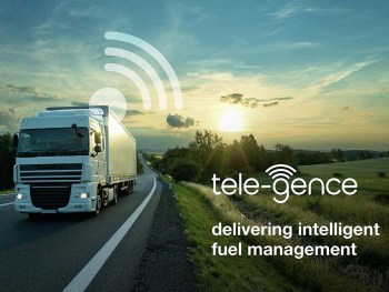 Tele-Gence is claimed to improve fleet mpg by up to 20%