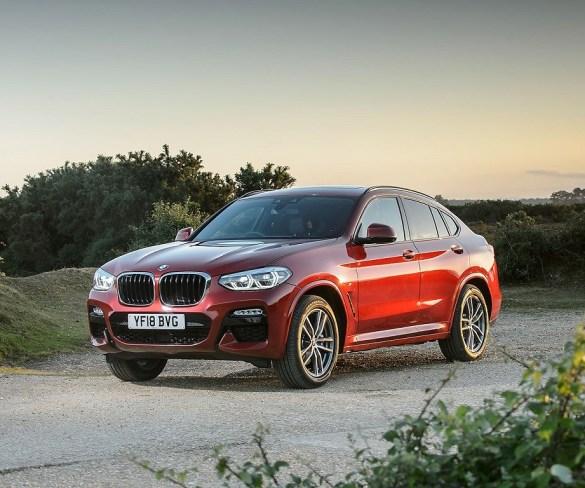 First Drive: BMW X4