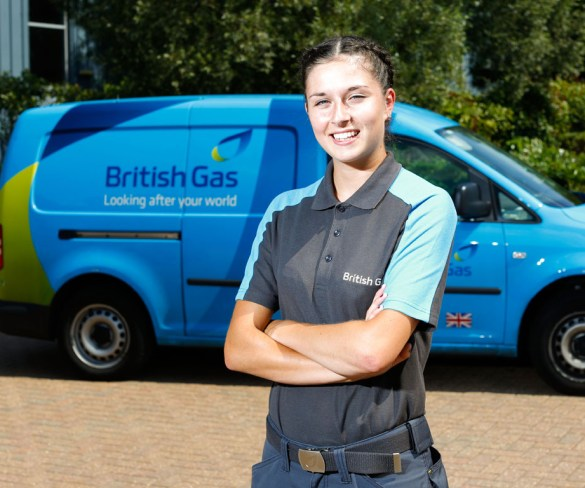 Case Study: How British Gas slashed collision rates and fuel costs