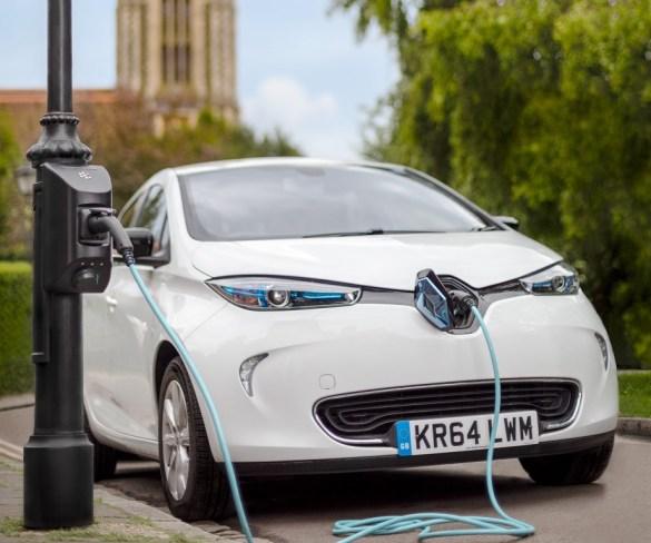 London lamp posts to plug EV charging gaps