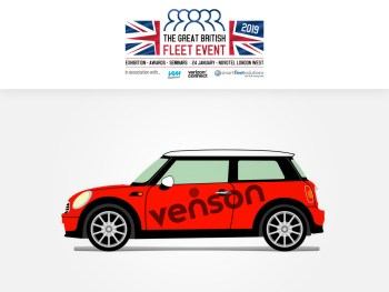 Venson is the first confirmed exhibitor for the Great British Fleet Event
