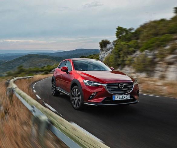 First Drive: Mazda CX-3