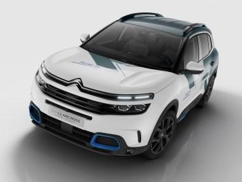 Citroën C5 Aircross SUV Hybrid Concept