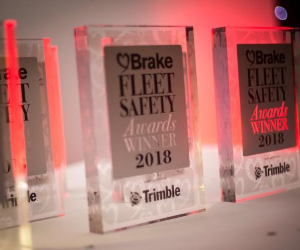 Royal Mail Group wins big at Brake Fleet Safety Awards