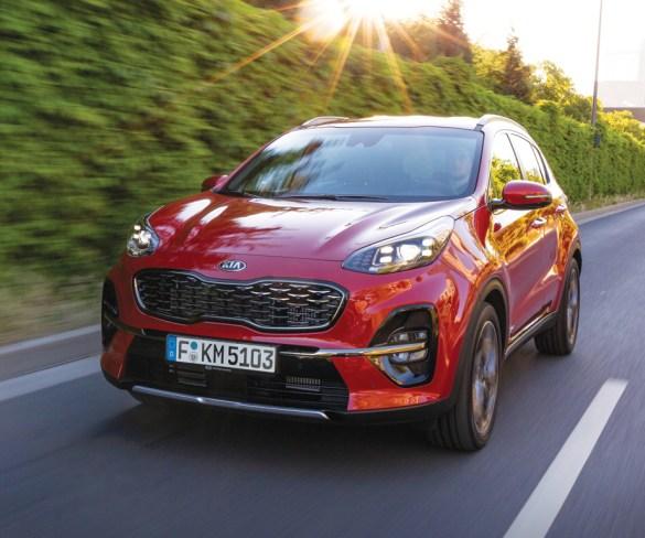 Road test: Kia Sportage