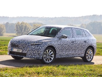 The Škoda Scala will offer a range of turbo-powered petrol and diesel engines