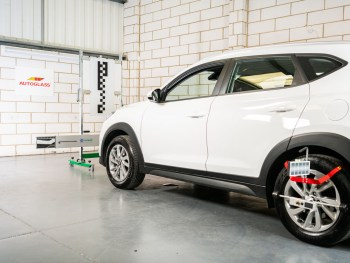ADAS calibration is required following a windscreen replacement of many new vehicles