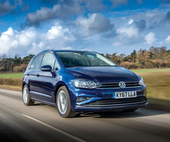 Road Test: Volkswagen Golf SV