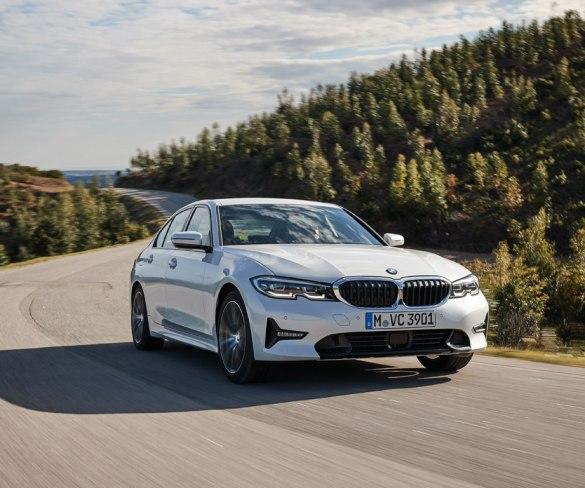 First Drive: BMW 3 Series