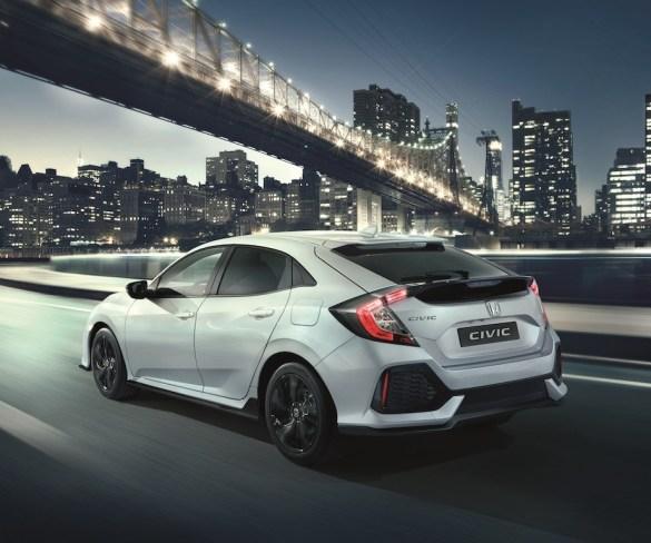 Honda augments Civic range with new Sport Line trim