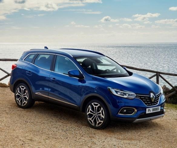 Facelifted Renault Kadjar brings new spec line-up and engines