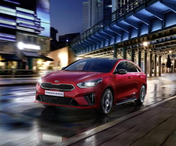 Pricing, CO2 and specs revealed for reimagined Kia ProCeed