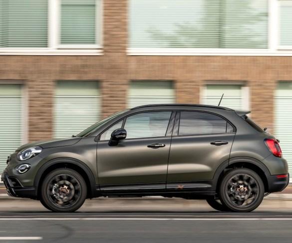Fiat 500X gets S-Design treatment