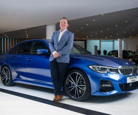 Interview: Rob East, general manager, corporate sales at BMW Group