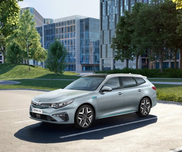 Kia adds a touch of luxury to 2019 Optima Sportswagen PHEV