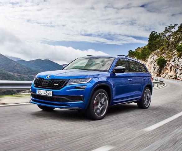Road Test: Škoda Kodiaq vRS
