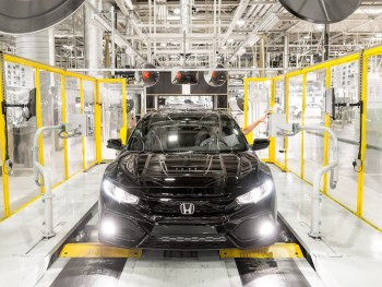 Swindon currently produces 150,000 cars per year, and has around 3,500 employees