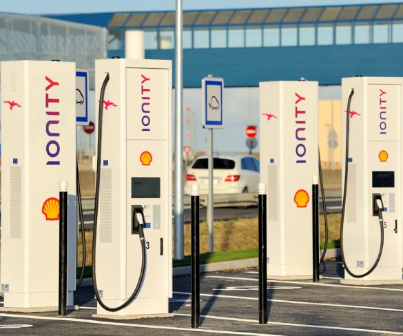 SPIE empowers IONITY electric car rapid charging in the UK