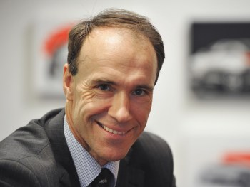 John Hargreaves, head of fleet and remarketing at Kia Motors UK