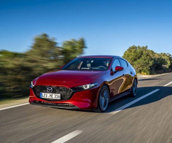 First Drive: Mazda3