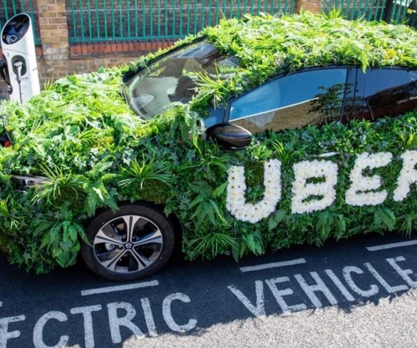 Uber adds 15ppm 'Clean Air Fee' to fund switch to EVs